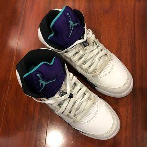 Air Jordan 5 Retro 'Grapes'